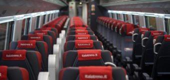 Промокод 40% от Italo Treno на скоростные поезда по Италии с 19 ноября по 31 марта 2020