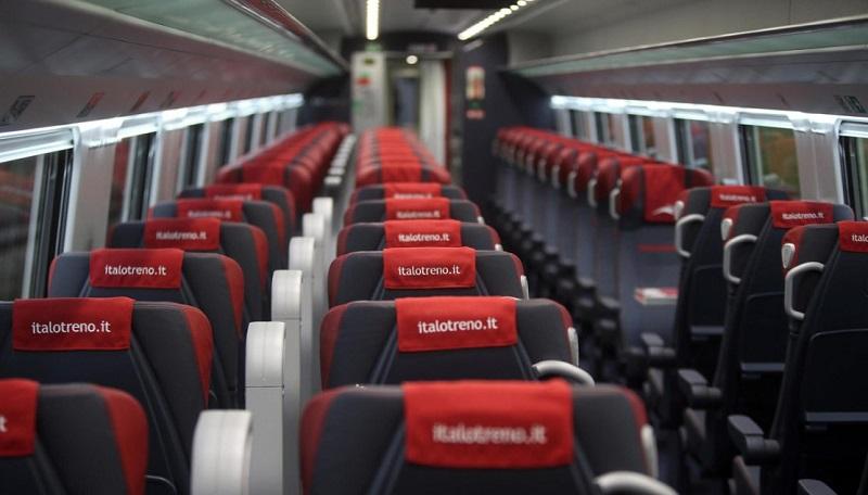 Промокод до 60% от Italo Treno на скоростные поезда по Италии на поездки с3 марта по 28 мая 2020