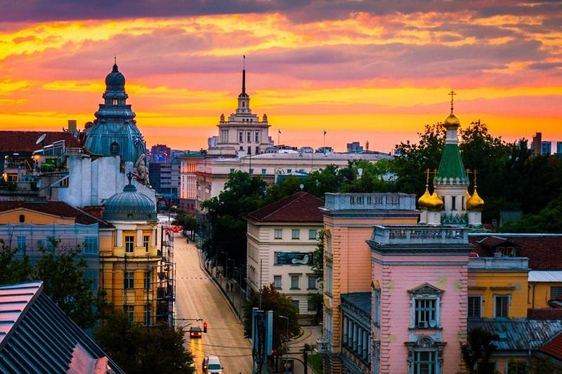 Билеты из Москвы в Софию всего за 6400 руб. туда-обратно в конце февраля