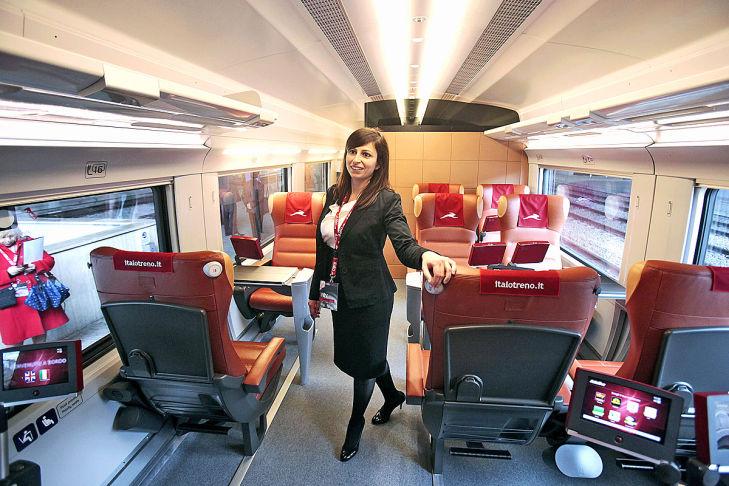 Промокод на скидку до 30% от Italo Treno на скоростные поезда по Италии (с апреля по август)!
