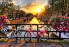 Перелеты из Москвы в Амстердам всего от 9700₽ туда-обратно на год вперед!