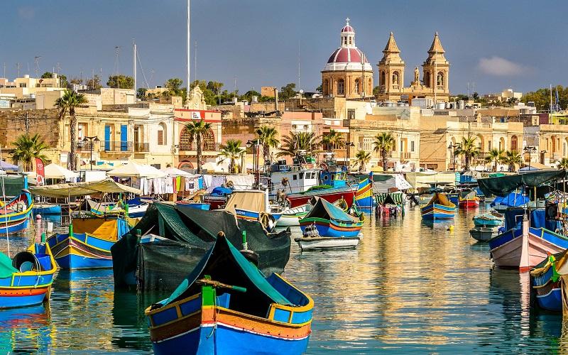 Осенью Air Malta предлагает прямые перелёты из Москвы на Мальту всего от 10000 руб. туда-обратно!