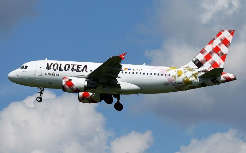 Распродажа Volotea! Перелеты между городами Европы за 637₽ летом и осенью!