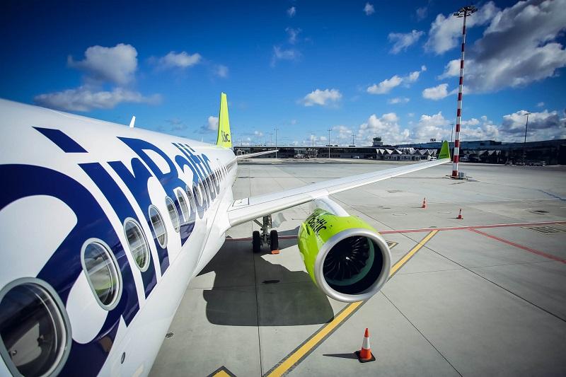 Подборка дешёвых билетов airBaltic из Казани в Европу от 10500 руб. туда-обратно!
