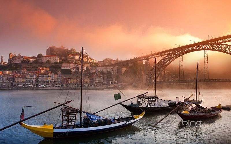 Перелеты из Москвы в города Португалии от 12400 руб. туда-обратно летом!