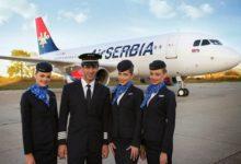 Дешёвые перелёты Air Serbia летом из Краснодара в Европу от 9360 руб. туда-обратно